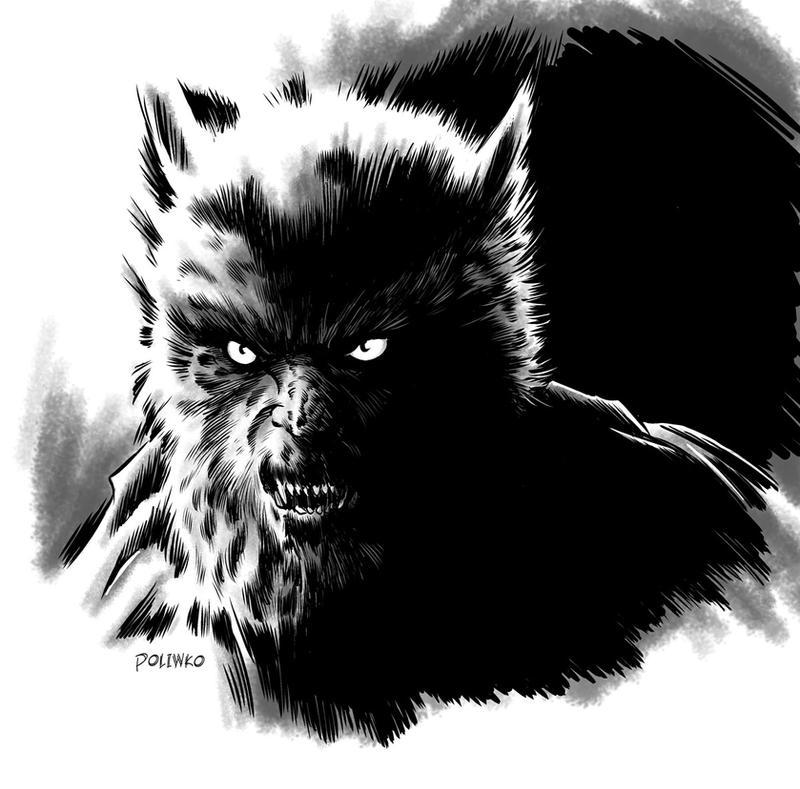 Wolfman! by niknova