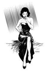 Dark Femme by niknova
