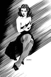 Dark Femme 2 by niknova