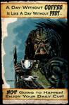 Predator Coffee Break