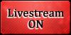 livestream ON button by deviantARTbabygurl