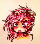 Vi in Sharpies