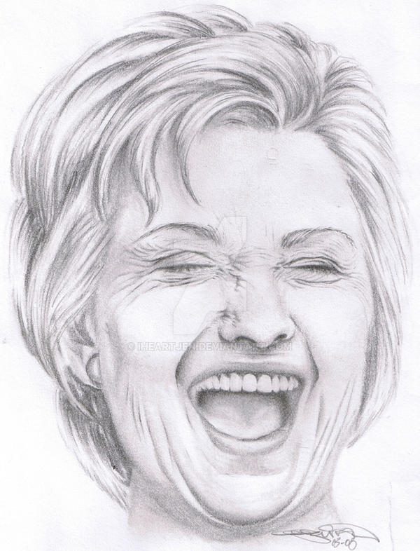 hillary clinton - revised scan by iheartjen