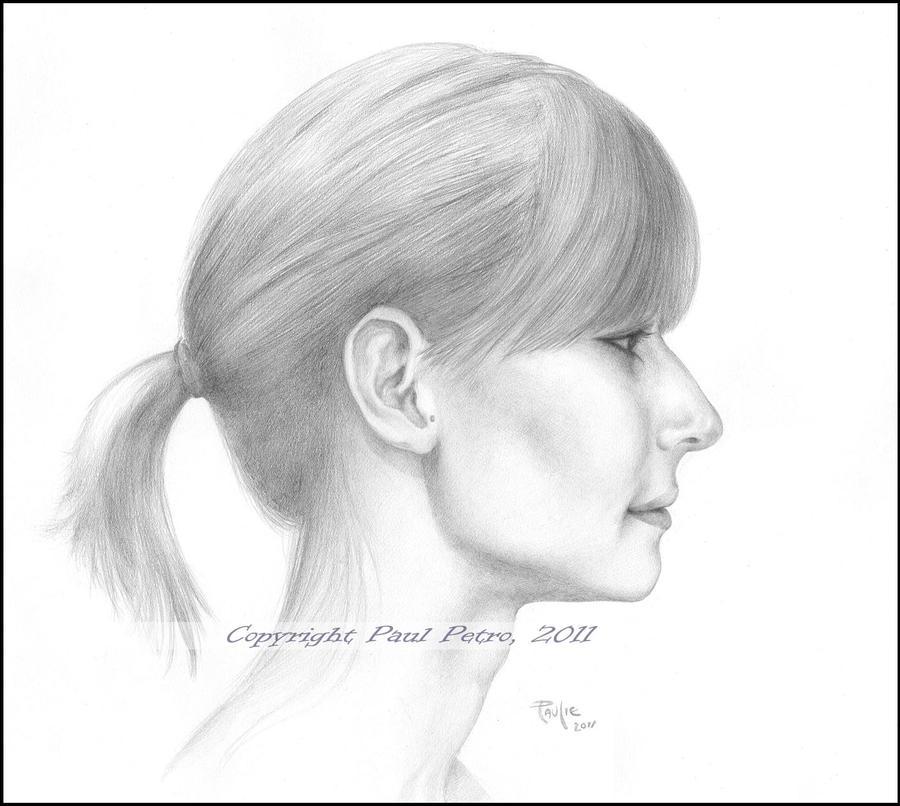 Study of Sara by Artman2112