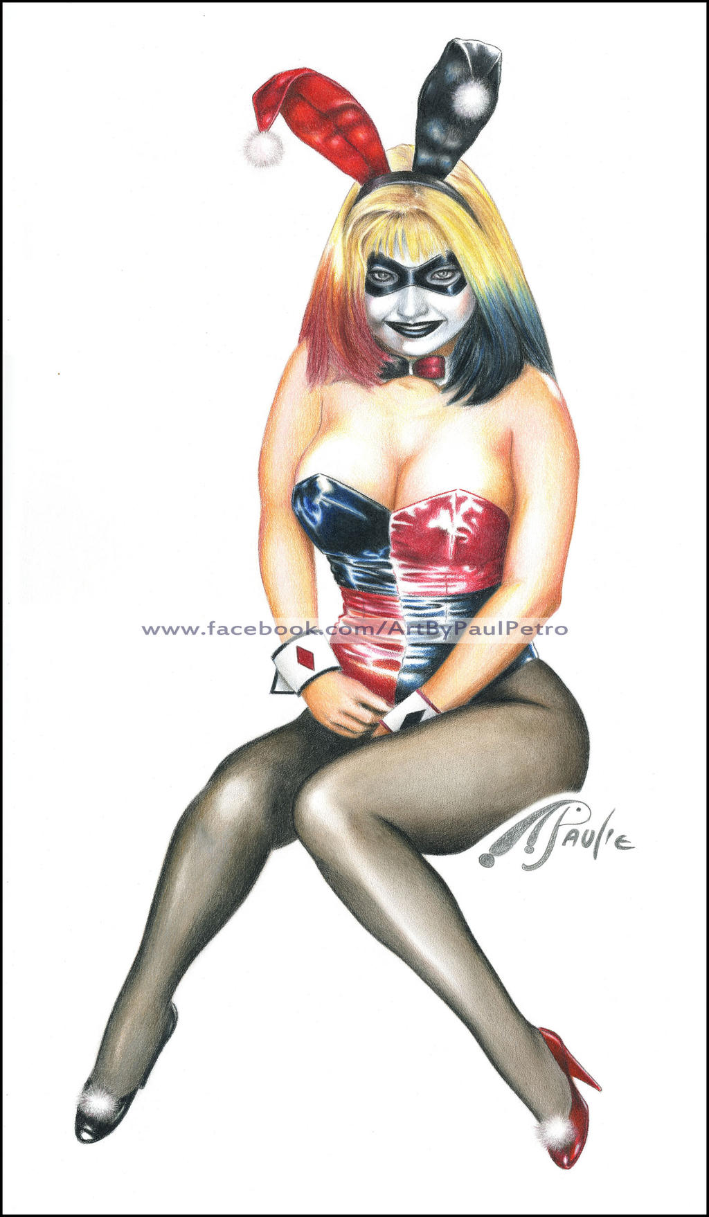 Bunny Quinn by Artman2112