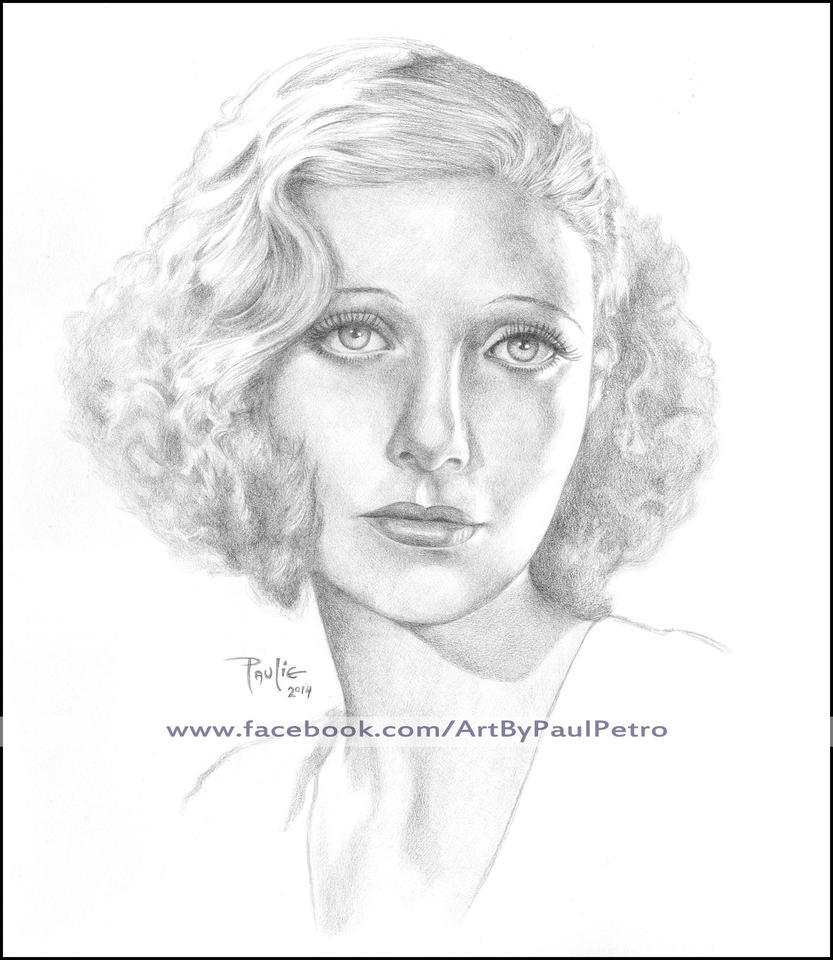 Loretta Young by Artman2112