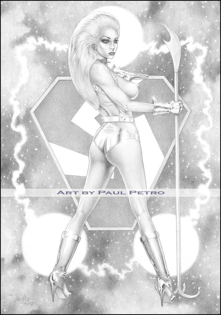 Shahna of Triskelion Redux by Artman2112