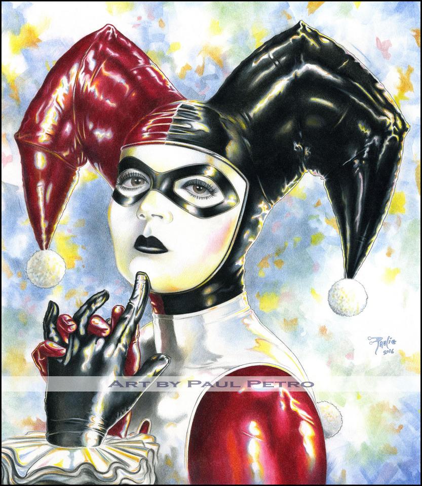 Lil' Miss Homicidal by Artman2112
