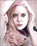 Elizabeth Olsen by Artman2112