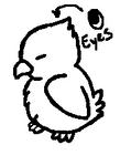 F2U Bird Lineart