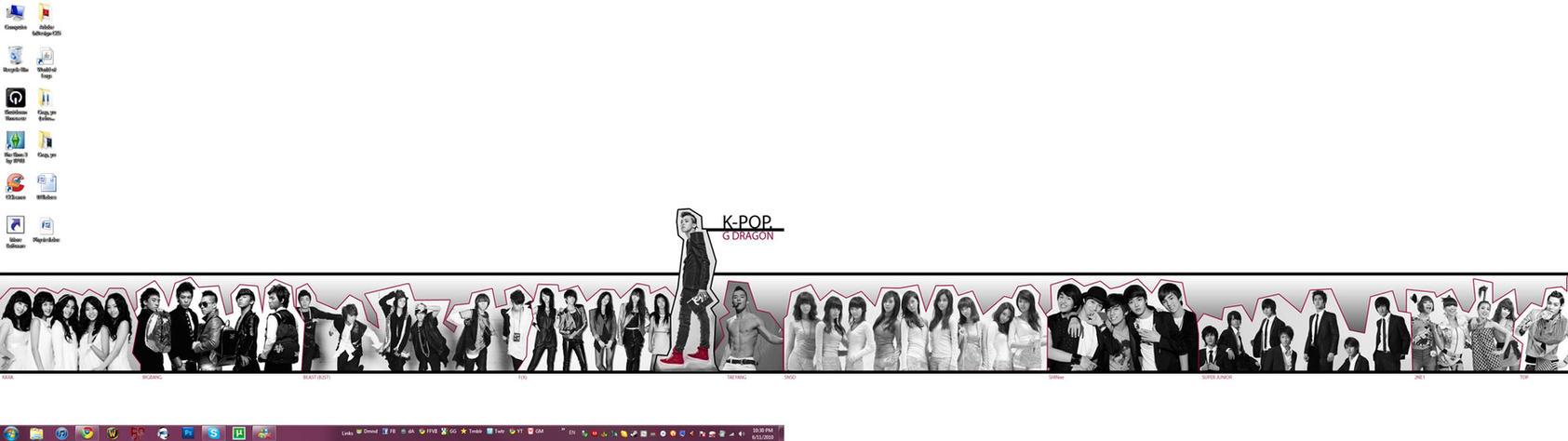 Desktop Screenie - 06.11.10 by hannarb