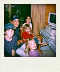 90s: computer.