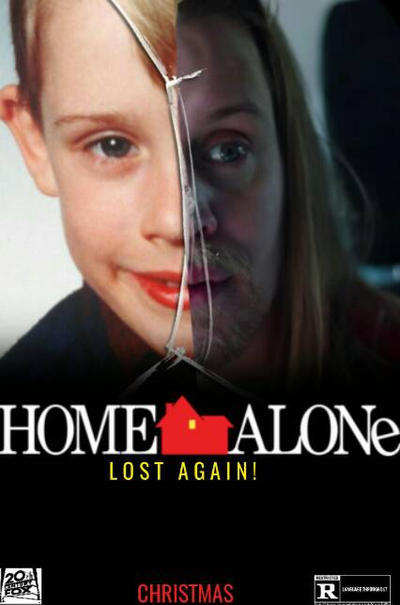 Home Alone 2020.Home Alone Lost Again 2020 By Lorc44 On Deviantart