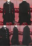 Classic Gothic Winter Coat