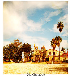 old city famagusta