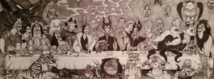 A Feast For Villainy