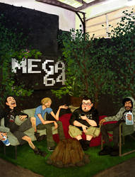 School: Mega64 by therealferret