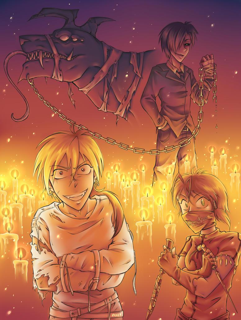 Halloween - Madness returns by Frankychan1