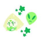 Peridot: Flat Design by DarkMagic-Sweetheart