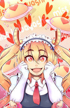 Miss Kobayashi's Dragon Maid: Tohru