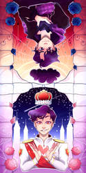 Thomas Sanders Two-Sides by DarkMagic-Sweetheart
