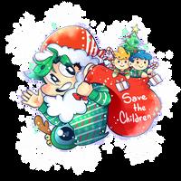 Santa Jack by DarkMagic-Sweetheart