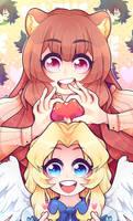 We Love Master! by DarkMagic-Sweetheart