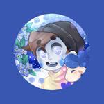 Ghostbur Button