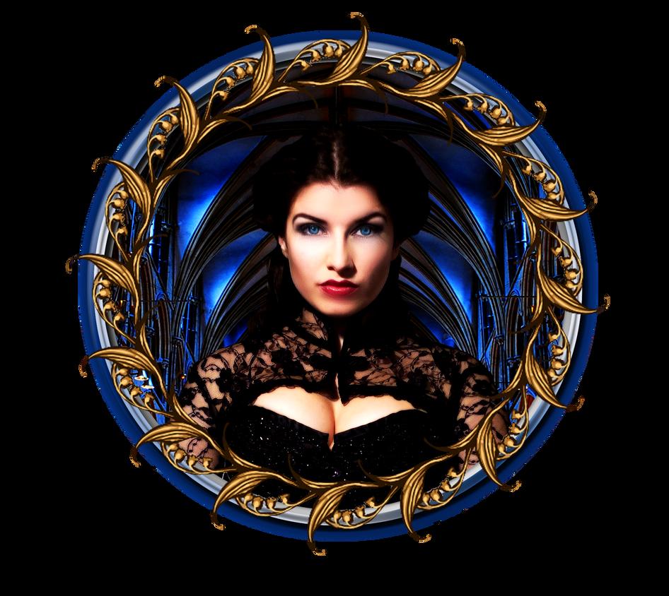 Blue-Lady by Irse
