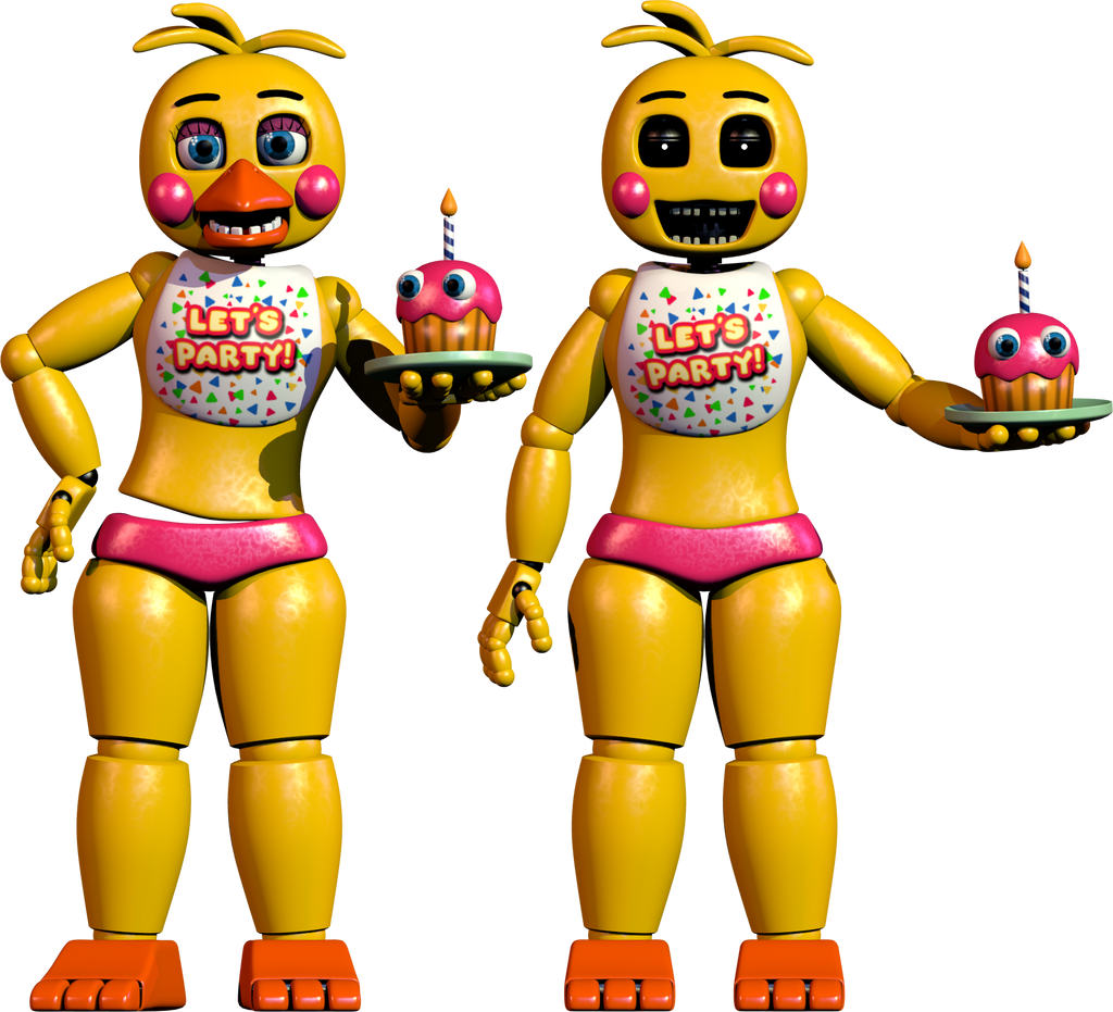 Chica Toy Chica Favourites By Goldenafro On Deviantart: Toy Chica V3 By SupSorgi On DeviantArt