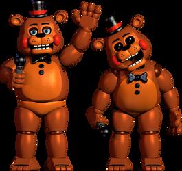 Toy Freddy V1 (Release) by SupSorgi