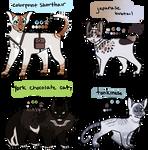 (closed) cat adoptables