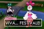 VIVA... FESTIVALE! by alaskii