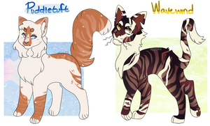 cat adopts...!! | 1/2 open