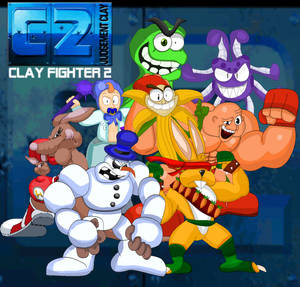 Clayfighter 2: Judgement Clay