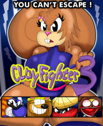 Clayfighter III: New Clay-Eration