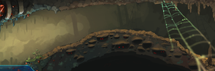 Dungeon Game Background