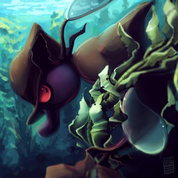 Skrelp by Stormful on DeviantArt
