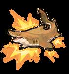 Sand Tiger Shark (new version)