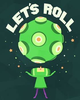 Let's Roll (T-shirt)