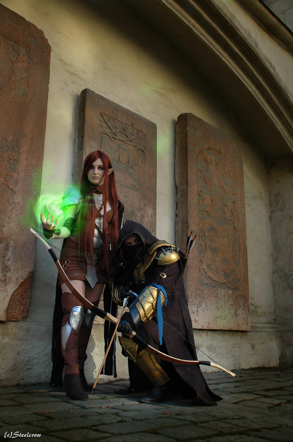 TESO - Altmer and Breton by FantasticLeo