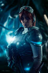 I don't need to be rescued - Lt. Sarah Kerrigan
