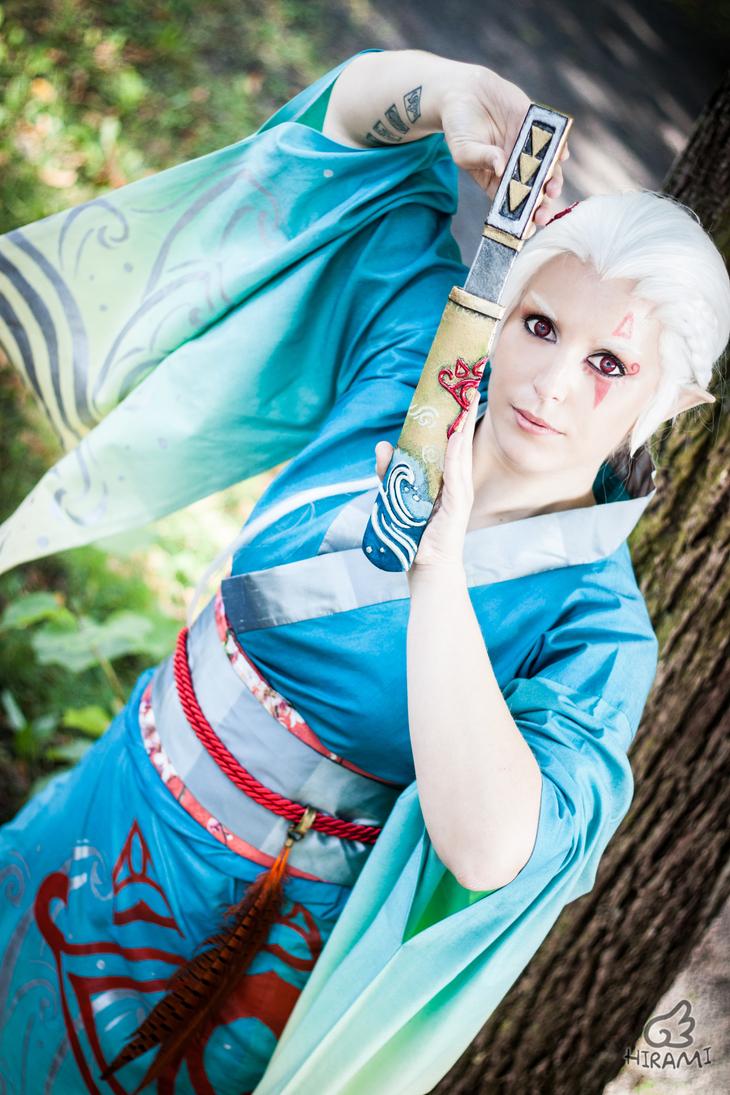 Impa [Kimono Version] by FantasticLeo