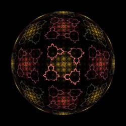 Mandelbrot Marble by Lu-Kout