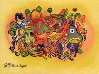 Farmer Blob by cryptoclassic