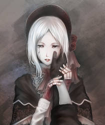 Bloodborne - plain doll by IlayCasEather