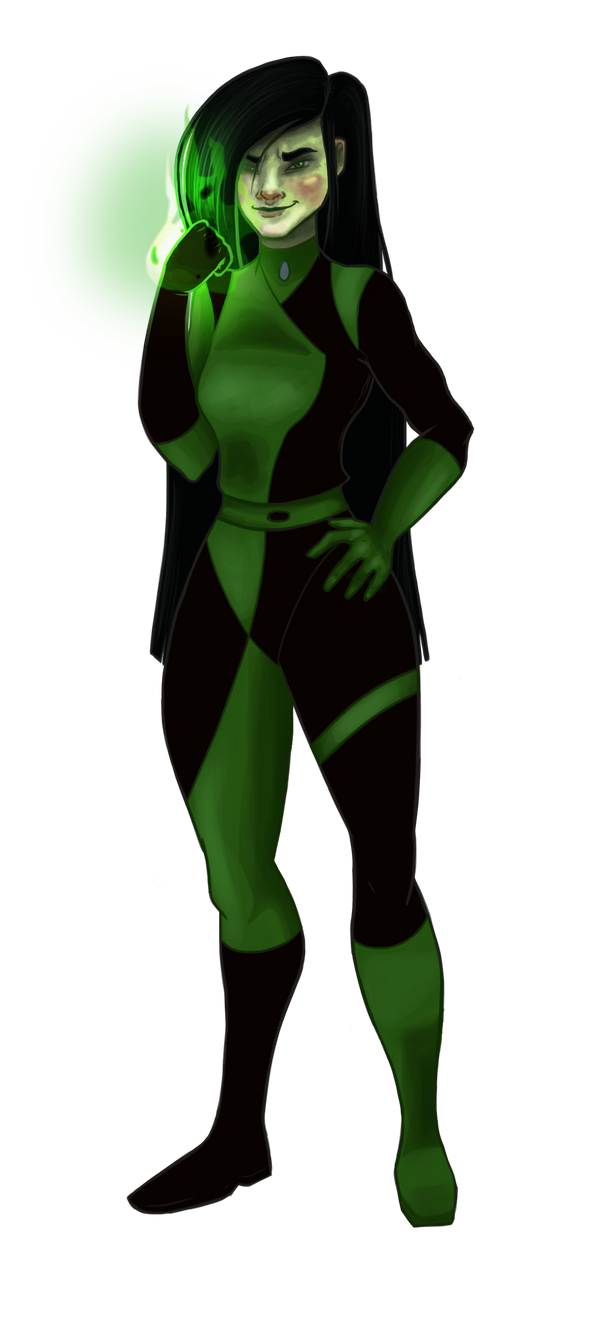 Shego by Shauna-O-Connor