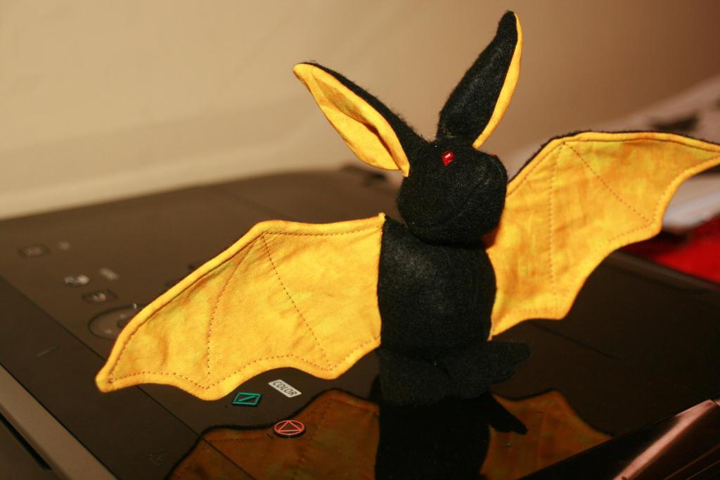 Lil Bat by Shauna-O-Connor