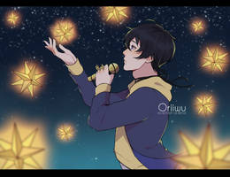 New Star by Oriiwu