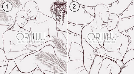 Couple YCH 11 | OPEN by Oriiwu